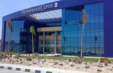 pwc kantoor in egypte; foto shared domein wiki