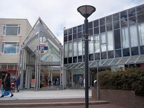winkelcentrum: foto van www.infovlissingen.nl
